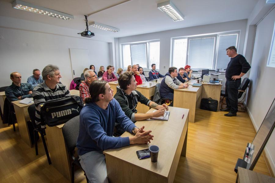 Školiaca miestnosť ABT consulting